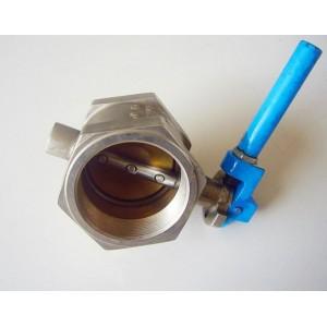 hale butterfly valve