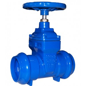 socket end gate valve