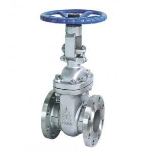 wcb gate valve