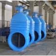 large size EPDM seat ductile iron gate valve